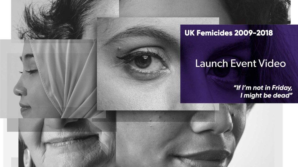 Femicide Census 10 year report launch event video