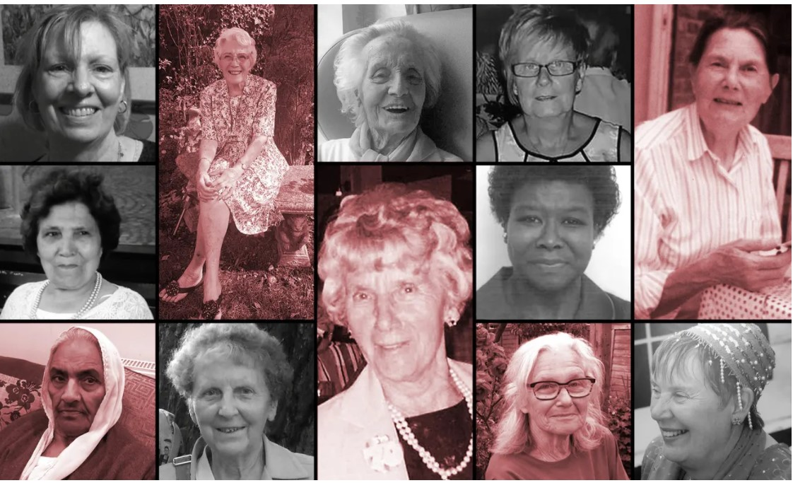 The hidden scandal of older women killed by men