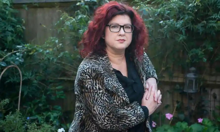 Karen photograph by Sophia Evans/The Observer